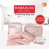 Harajuku Travel Bag Set