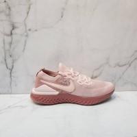 Sepatu Nike Epic React Flyknit 2 Pink Premium Original Wanita