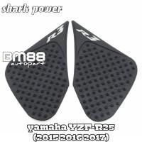 Tank Side Pad Yamaha YZF R25 - Rubber Karet Tankpad R3 SHARK POWER