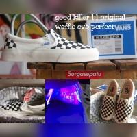 Vans Slip On Checkerboard OG super premium perfect kicks waffle EHC