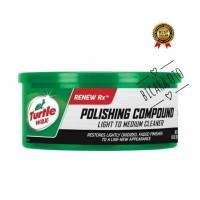 Turtle Wax Polishing Compound Pasta Pemoles Cat Mobil 298 g