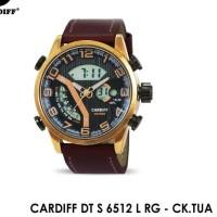 TERPERCAYA Cardiff DT S 6512 L Jam Tangan Digital Sport Unisex