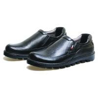 Sepatu Kerja Pantofel Kantor Formal Pria Kulit asli kickers ori AHB7XE