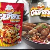 BOCI GEPREK Baso Aci Varian Geprek Camilan Lokal Instant Food