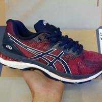 Sepatu Asics Gel Nimbus 20 Black Navy - Premium