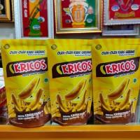 Kricos Kripik Pisang Coklat khas Aceh
