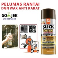 Unik Pelumas Rantai SUPER Anti Karat Tahan Air PRIMO SLICK WAX 400 ml