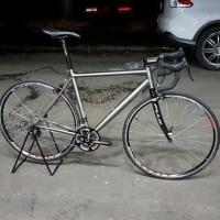 Sepeda Balap Titanium Fuji Campagnolo Limited Sandrazulfida