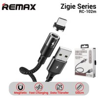 Sale Kabel Data Remax Zigie Magnetic Fast Charging 3A Micro USB -