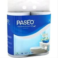 Tissue Paseo Toilet 4 Roll EMBOSSED 3 ply / Tissue Paseo 4 Roll Emboss