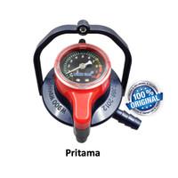 Regulator Gas Lpg Winn Gas W 900 Meter Pengunci Ganda / Triple Lock