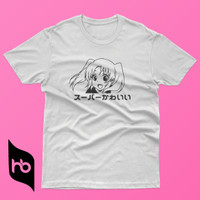KAOS BAJU | SUPER KAWAII | ANIME
