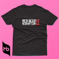 KAOS BAJU | RED DEAD REDEMPTION 2 | RDR2