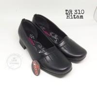 sepatu pantofel kerja sekolah wanita termurah DR-310