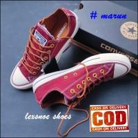 Sepatu Converse All Star Chuck Taylor CT Tali Coklat premium unisex
