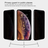 iPhone 11 Pro Pro Max Tempered Glass Anti Gores Spy Antispy Screen