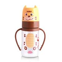 Lusty Bunny Botol Susu Bayi Karakter Lucu Pegangan 125 ml Milk Bottle