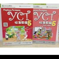 buku hsk yct 5 textbook n workbook