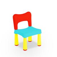1 pcs Kursi Plastik Anak TK Paud Playgroup Claris Lucu | Kids Chair