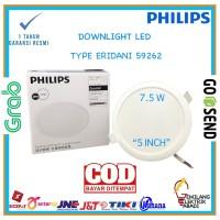 Lampu Downlight Philips LED 7.5watt Tipe Eridani