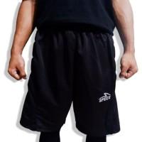 Celana Pendek Kiper Specs Exponent GK Sho Black 904240 Original BNWT