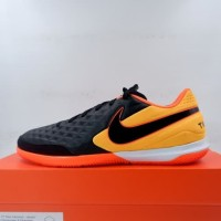 Sepatu Futsal Nike Tiempo Legend 8 Academy IC Black AT6099-008 Ori