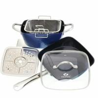 Square Cookware set / Panci Vicenza 5pcs V5492