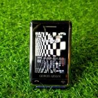 HP Jadul Samsung SGH P520 Imut Kecil Giorgio Armani Super Langka Ori