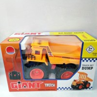 RC GIANT TRUCK 1:48 /MAINAN RC DUMP TRUCK