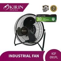 KIRIN INDUSTRIAL FAN 9 INCH FLOOR|KIF-091FL BLACK