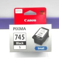 Tinta Printer Canon 745s ORIGINAL ink Catridge GARANSI RESMI