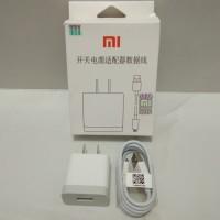 charger Xiaomi Redmi Note 5 5A 4X 6A S2 4A Original 100% Micro USB - Putih