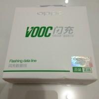Kabel data Oppo VOOC fast charging Original 100% - Putih