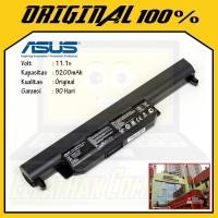 Baterai Battery Batre Original Asus X45A X45U X55A X55C X55VD A32-K55