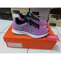 Sepatu Running Casual Nike Zoom Pegasus 32 Hyper Violet Original
