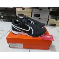 Sepatu Running Casual Nike Zoom Strike II Black Original