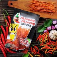 Mie Lidi Pedas Beraneka Rasa - Morang Moreng Snack - Original