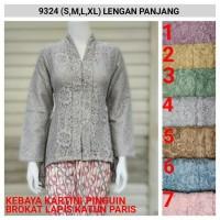 9231   Indah Kebaya Abaya Kurung Modern Encim Kutubaru Bali Maya Murah