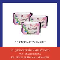 PAKET BELANJA (HEMAT) 10 Pack Natesh Night with Magnetic