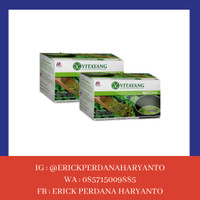 PAKET BELANJA (HEMAT) 2 Box Vitayang Matcha