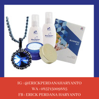 PAKET KOMPLIT KKL Blue Sapphire Crystal + Beautyzen Mini Pack