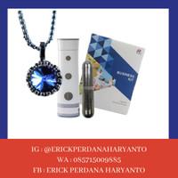 PAKET KOMPLIT KKL Blue Sapphire Crystal + Hydrogen Bottle + KK Sinbisu