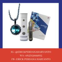 PAKET KOMPLIT KKL Blue Zircon Crystal + Hydrogen Bottle + KK Sinbisu