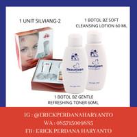 PAKET BELANJA (HEMAT) 1 BZ Soft Clean + 1 Gentle Refresh + 1 Silviang2