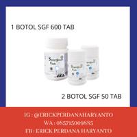 PAKET BELANJA (HEMAT) 1 Btl SGF @600 Tab + 2 Btl SGF @50 Tab