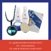 PAKET KOMPLIT KKL Blue Zircon Crystal + Beautyzen Mini Pack
