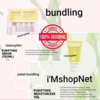 WARDAH PAKET NATURE DAILY WITCH HAZEL PURIFYING