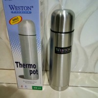 Termos Air Panas Stainless Merek Weston 500ml