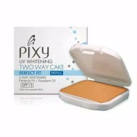 PIXY REFFIL TWC UV WHITENING PERFECT FIT