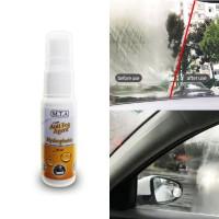 Anti Fog spray Hydrophobic Coating kaca mobil spion helm dll